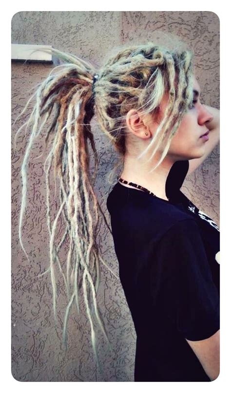 amazing dreadlock styles  women  express