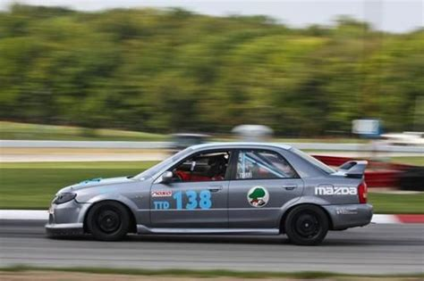 Buy Used Mazda Protege Sedan Door Fort