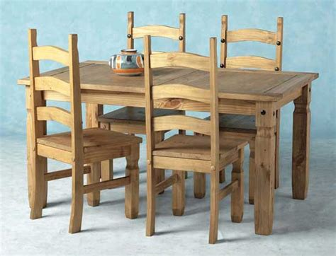 dining table mexican pine dining table chairs