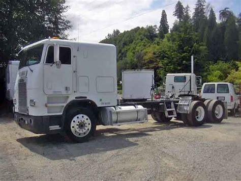 Famous 1972 White Freightliner Coe Trucks
