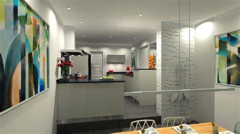 fonctionnalit 233 et sobri 233 t 233 la mise en valeur d une cuisine couloir