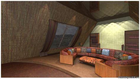 domashniy kinoteatr dizayn proekt kinoteatra na mansarde