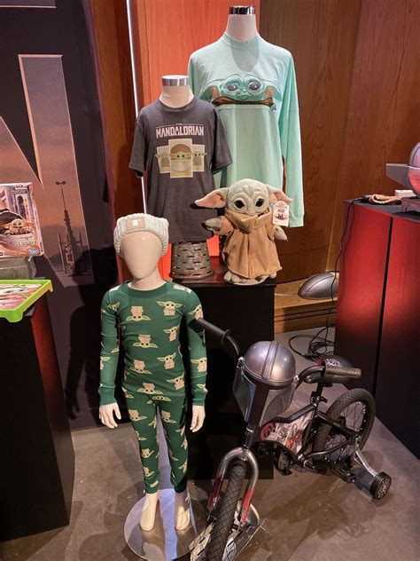 Baby Yoda merch is finally here and it's almost too adorable