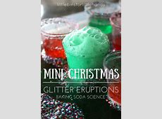 Holiday Science With Christmas Chemistry and Baking Soda