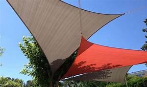 Castorama Voile D Ombrage : voile d 39 ombrage australe 220 ~ Melissatoandfro.com Idées de Décoration