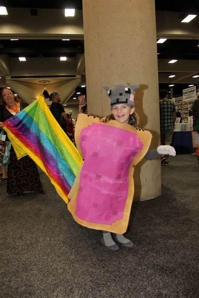 Cat Nyan Cosplay Comic Gifs Costume Halloween