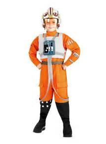 Kinderkostüm Star Wars : star wars x wing pilot kinderkost m ~ Frokenaadalensverden.com Haus und Dekorationen