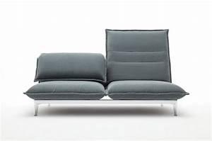 Rolf Benz Lederfarben Ak 644 3 Sitzer Sofa Von Rolf Benz Nappa