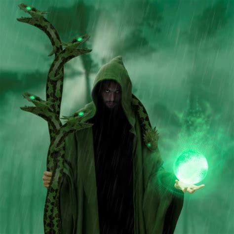 Green Wizard - YouTube