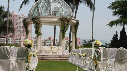 gold coast hotel outdoor wedding decoration packages