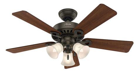 hunter 44 inch ceiling fan 44 quot bronze brown ceiling fan 44 inch new bronze fan with