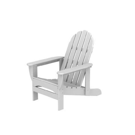 polywood adirondack chair with pull out ottoman polywood recycled plastic big daddy adirondack chair w