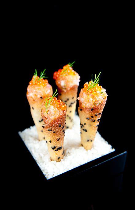 french laundry salmon tartare cornets keeprecipes
