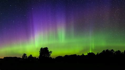 when can you see the northern lights in michigan can you see northern lights in michigan youtube