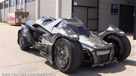 Batman Car Pictures by The V10 Lamborghini Batmobile The Craziest Car