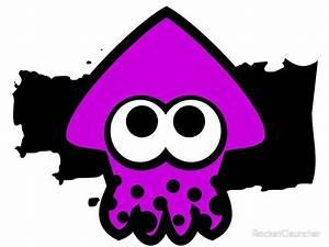 """Splatoon Squid (Purple)"" Photographic Prints by"