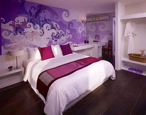 Paint Colors For Bedrooms Purple Color Schemes Home