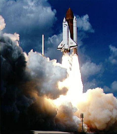 Launch Of Galileo On Sts-34 Atlantis