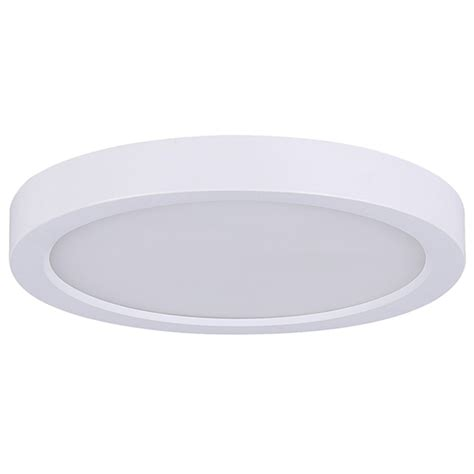 led surface mount disk light canarm led disk led sm11dl wt c 11 quot white color 22w