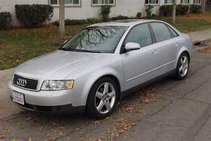 Audi A4 2002 Audi A4 1 8t Quattro  Davis  Ca