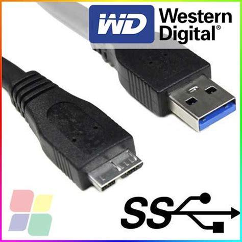 Wd Kabel Usb3 0 Original jual kabel disk hdd eksternal usb 3 0 western digital