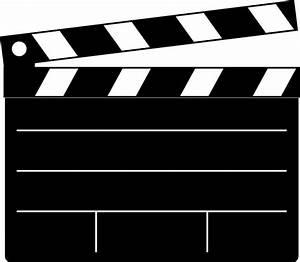 Movies Symbols Clip Art (12+)
