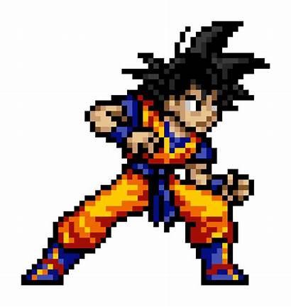 Goku Pixel