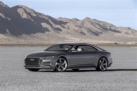 New Audi A8 Coming In 2017, Will Get Autonomous Driving