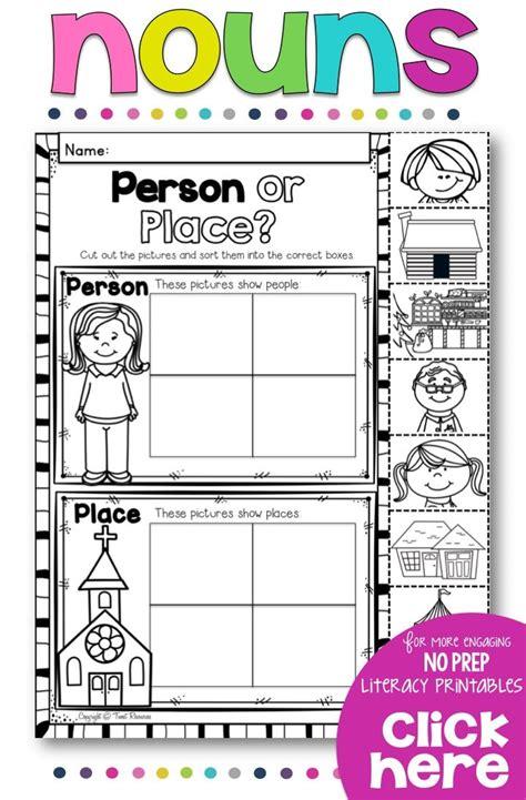 1000 ideas about nouns kindergarten on proper