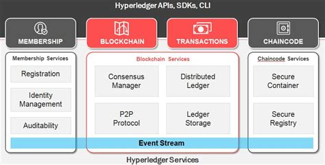 What You Need to Know About the Hyperledger Blockchain ...