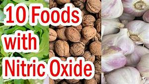 Top 10 Foods With Nitric Oxide