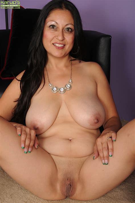 Big Tits Latina Babe Valerie Worthington Teases Her Mature