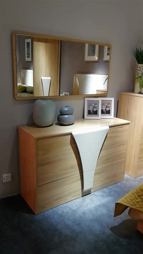 hot sale foshan shunde home furniture double bedroom