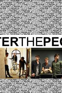 640x960 Foster the People Iphone 4 wallpaper