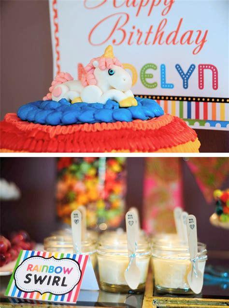 magical unicorn birthday party birthday party kara 39 s party ideas rainbow unicorn 7th birthday party