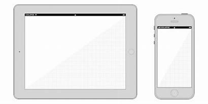 Templates Template Iphone Transparent Screen Pluspng Paspas