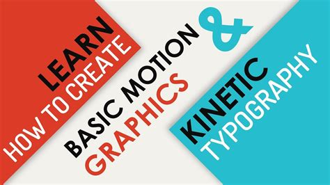 powerpoint animation tutorial motion graphics and kinetic typography youtube