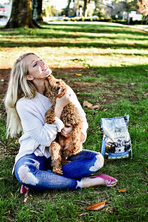 untamed dog food review family life happily hughes