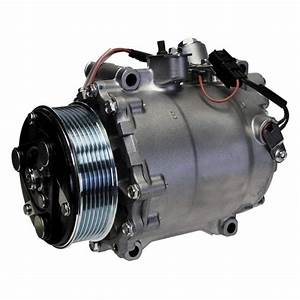 Denso U00ae 471-7056  C Compressor With Clutch