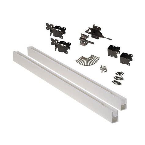 gate fence panel vinyl frame weather resistant sturdy powder coated heavy duty  ebay