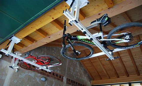 ceiling bike rack ceiling overhead bike rack for mountain bike trekking