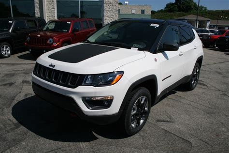 2017 Jeep Trailhawk by New 2017 Jeep Compass Trailhawk Sport Utility In