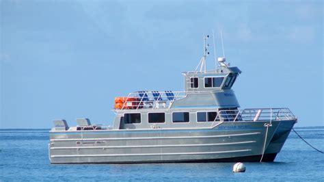 Catamaran Passenger Ferry by Passenger Armstrong Marine Usa Inc