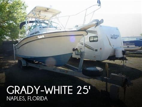 Grady White Boats Naples Florida by Unavailable Used 1991 Grady White Sailfish 252gt In