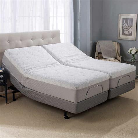 split queen mattress  adjustable bed plantoburocom