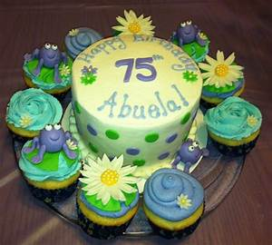75th Birthday Cakes 75th Birthday Ideas