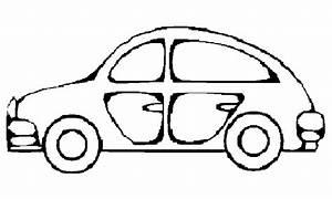 Auto Kleurplaten Animaatjesnl