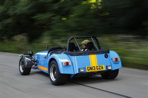 Caterham Seven 620r Review (2017)