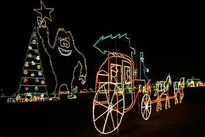 Best Christmas Lights In Georgia The 11 Best Christmas Light Displays In Indiana In 2016
