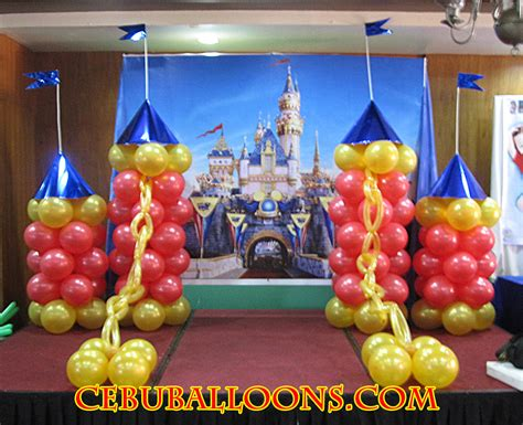 Royal Castle  Cebu Balloons And Party Supplies